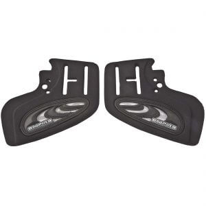 Empire Paintball E-Vent SN Goggle Ear Protectors Set, Black