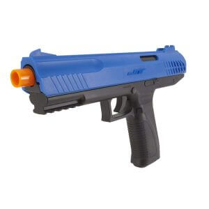 JT Splatmaster z100 Paintball Pistol .50 Cal - Blue