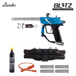 Maddog Azodin Blitz 3 12oz. CO2 Paintball Gun Package