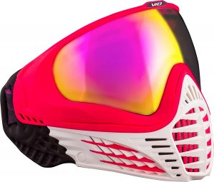 Virtue VIO Paintball Goggles Masks with Dual Pane Thermal Anti-Fog Lenses