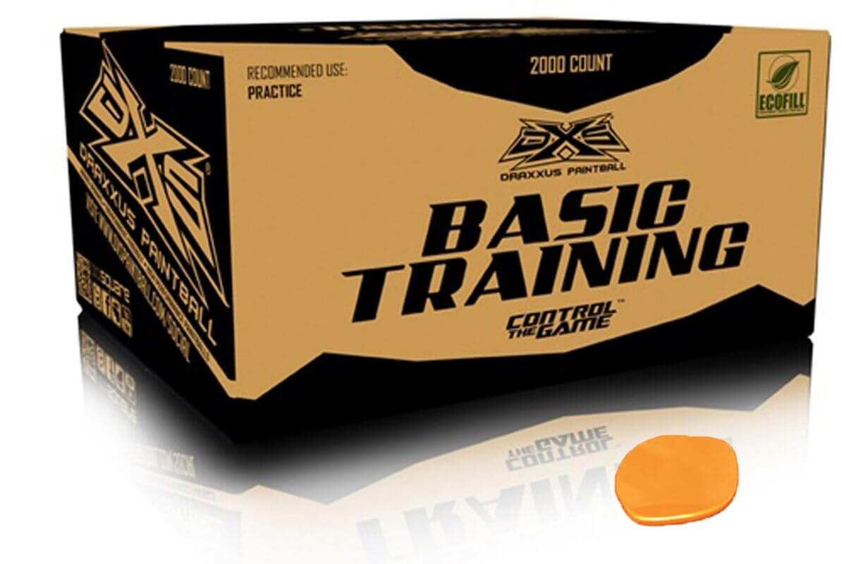 GI Sportz DXS Basic Training Paintballs
